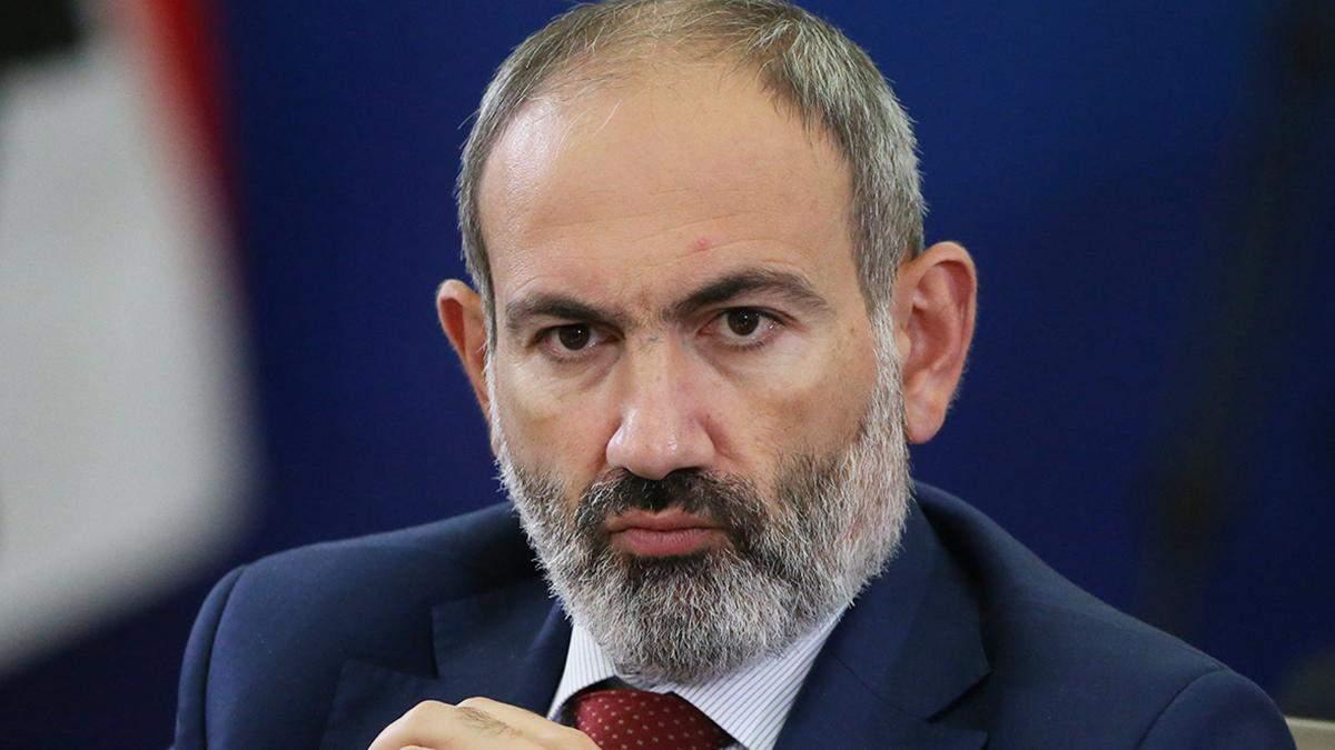 Никол Пашинян снова стал премьер-министром Армении