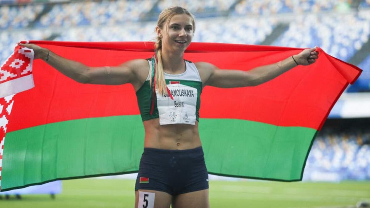 Чоловік спортсменки Тімановської по тихому покинув Білорусь
