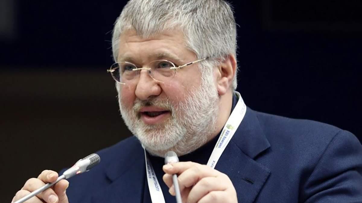 Чому РНБО досі не ввела санкції щодо Коломойського
