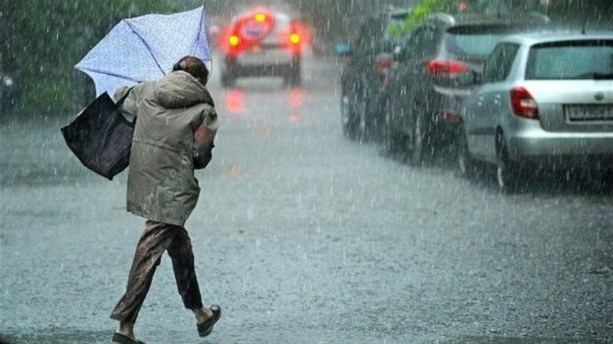 В Украине 3 августа 2021 объявили штормовое предупреждение
