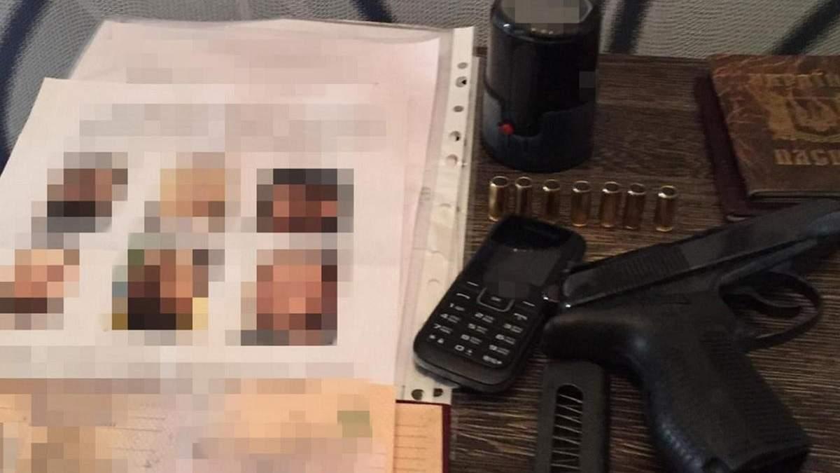 СБУ викрила на Сході тітушок Киви, причетних до тяжких злочинів