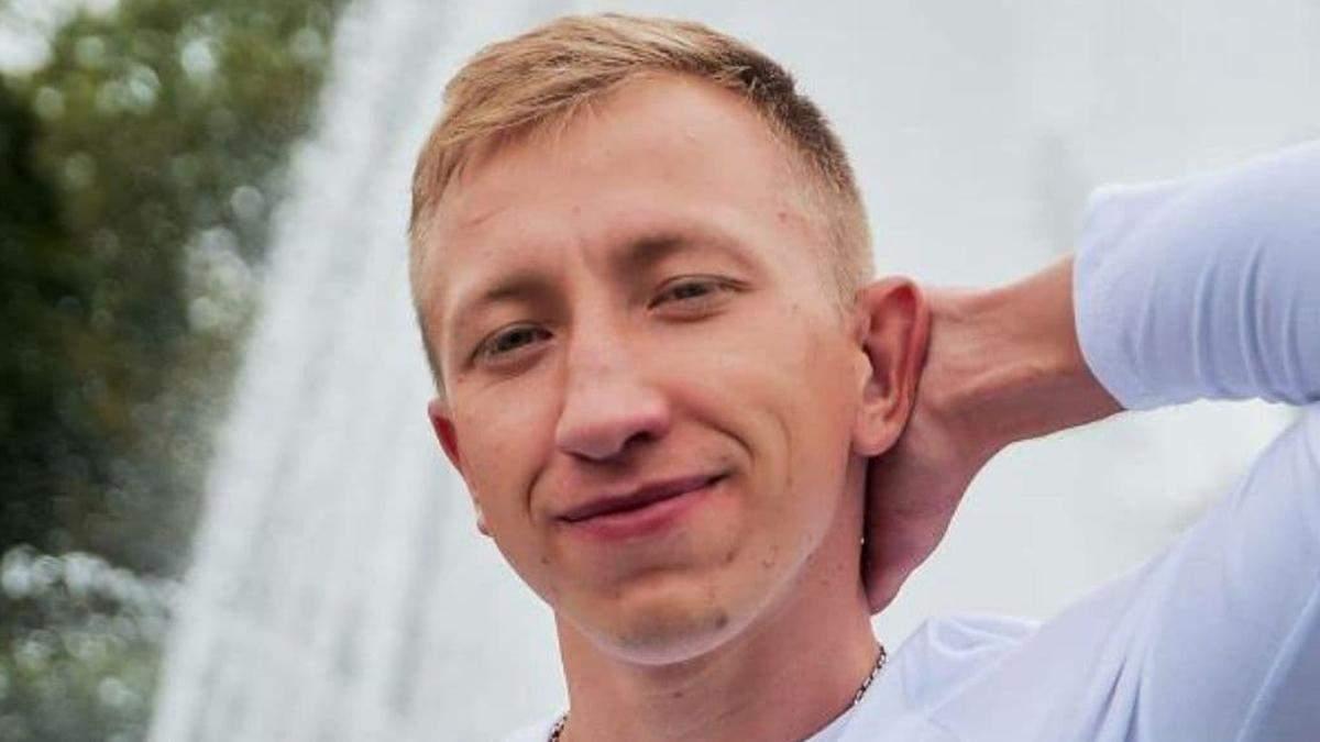В Киеве исчез лидер Белорусского дома в Украине Виталий Шишов