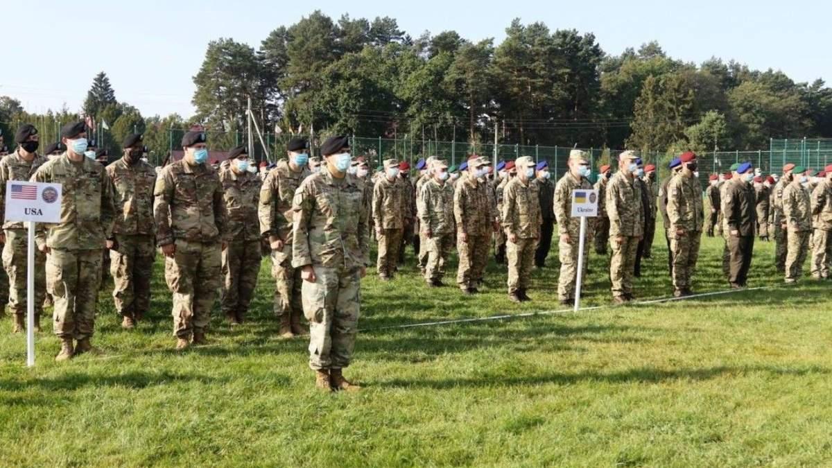 6 тисяч військових з 15 країн візьмуть участь у Rapid Trident – 2021