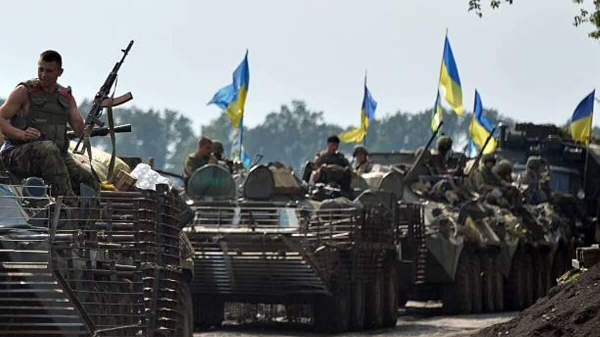 Причини кадрових змін в Збройних силах України
