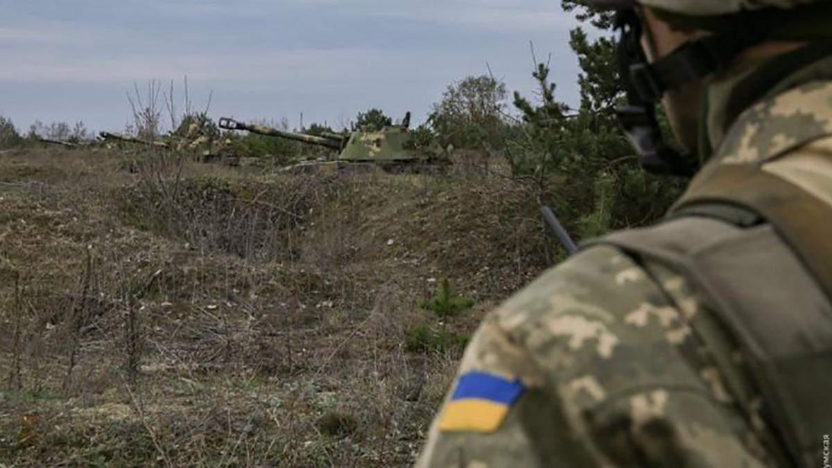 Головнокомандувач ЗСУ заборонив чиновникам відвідувати зону ООС