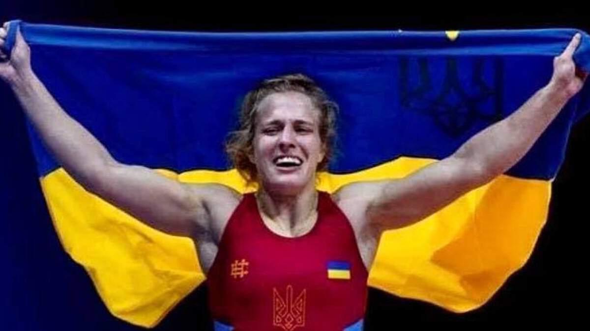 Садовий привітав львівську борчиню Черкасову з бронзою Олімпіади-2020