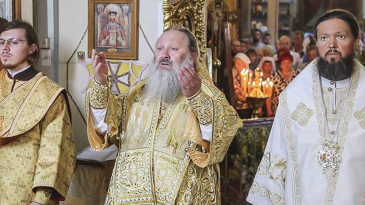 Паша-Мерседес помолився проти епідемії у Чорнобилі: всі були без масок