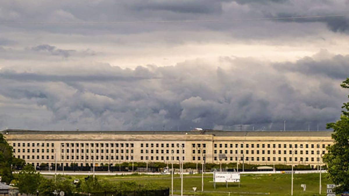 Пентагон заблокований: біля нього стріляли