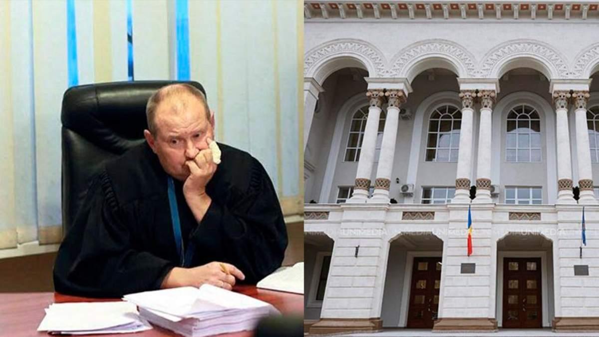 Молдова просит допросить Чауса и еще 12 граждан - Бутусов
