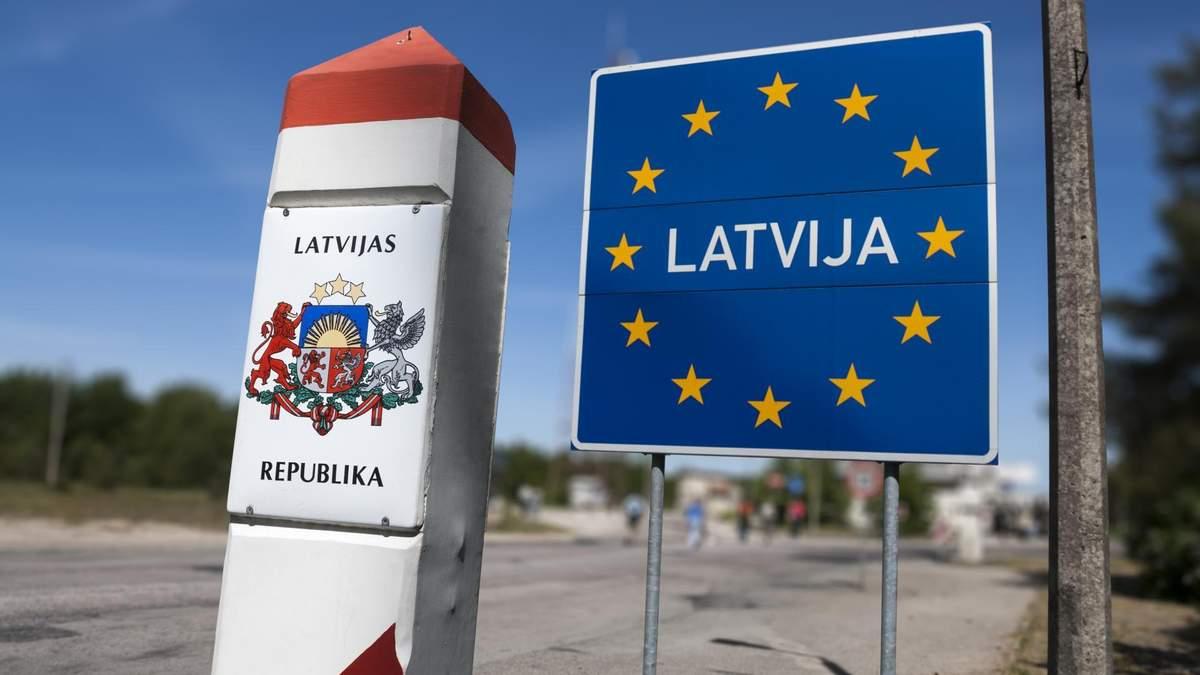 У Латвії хочуть ввести надзвичайний стан через біженців з Білорусі