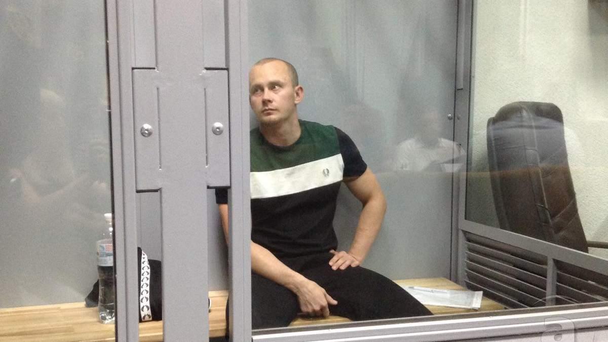 Оголосили підозру в нападі на людину Ширяєву