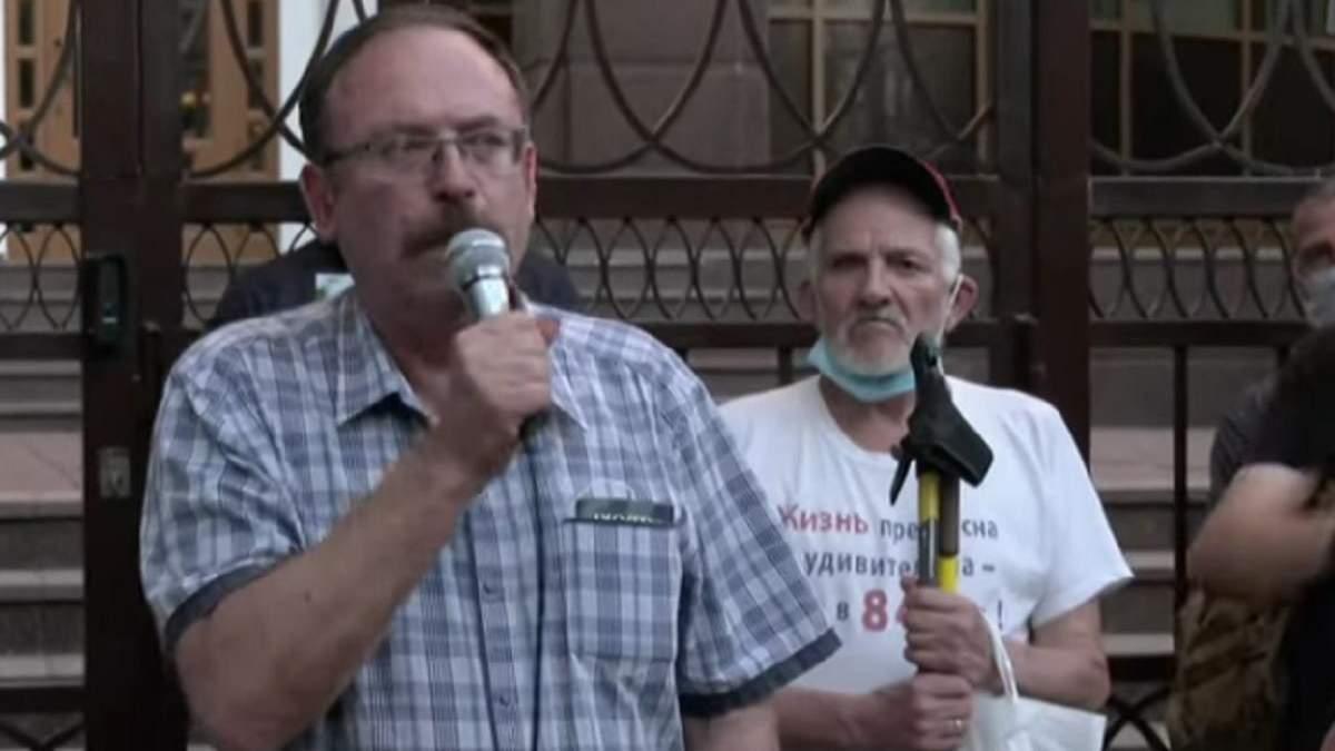 Белорусские активисты анонсировали новые акции в Киеве
