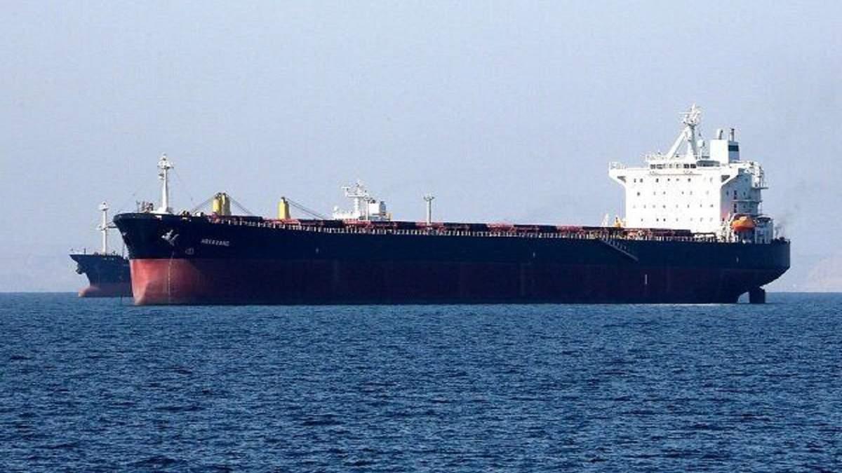 Біля берегів ОАЕ 4 танкери 03.08.2021 заявили про втрату контролю