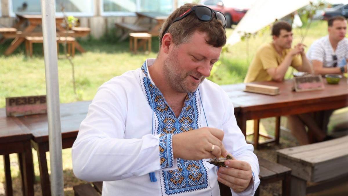 Слуга народа вдруг решила возвращать Украине славу устричного гиганта