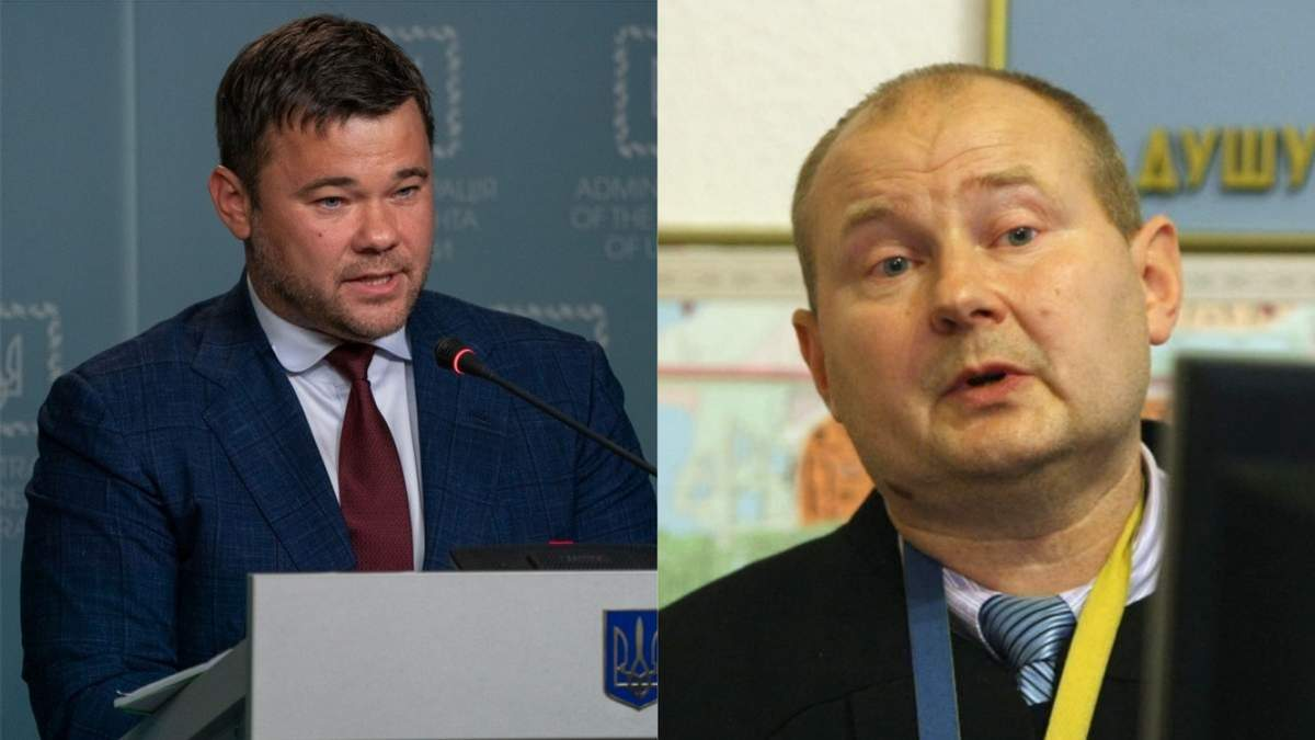 Андрей Богдан предложил Чаусу защиту в обмен на показания