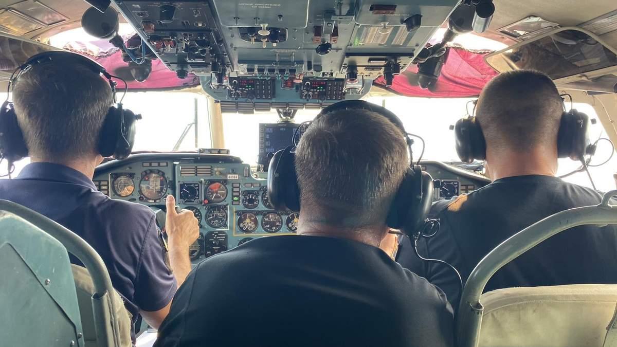 Пожары в Турции: украинские самолеты сбросили 500 тонн воды - видео