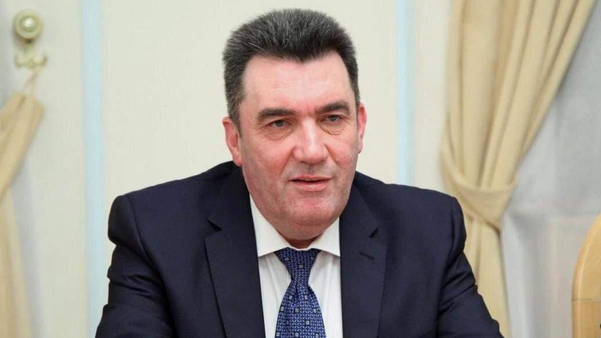 Данилов извинился перед киевлянкой, попавшей под санкции СНБО