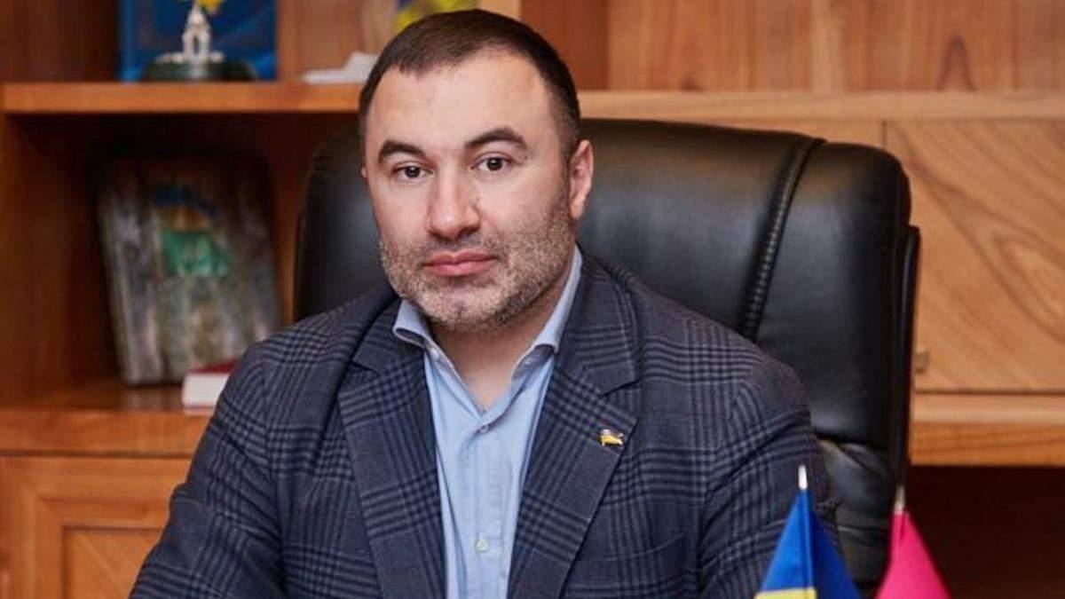 Главу Харьковского облсовета Товмасяна исключили из Слуги народа