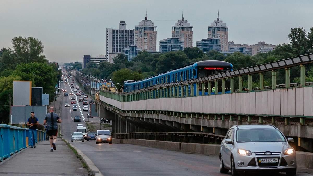 В Киеве стали известны места с грязным воздухом: список