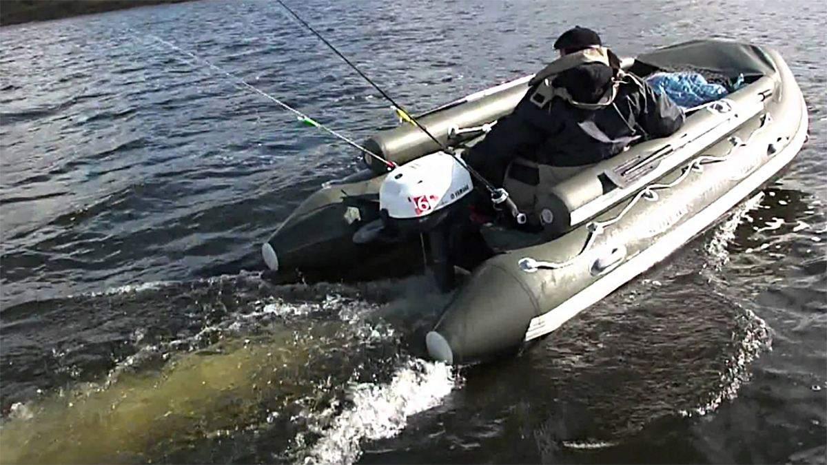 Прикордонники виловили рибалку: несло штормом у Молдову