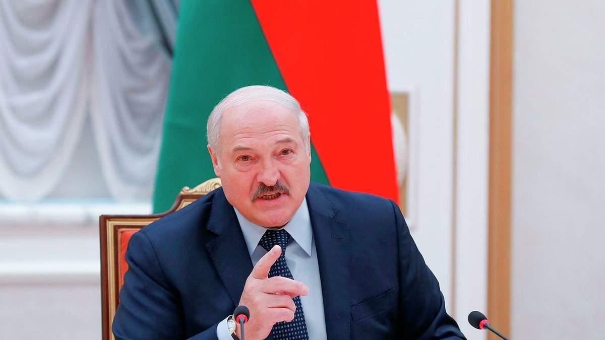 Лукашенко наказав силовикам закрити кожен метр кордону Білорусі