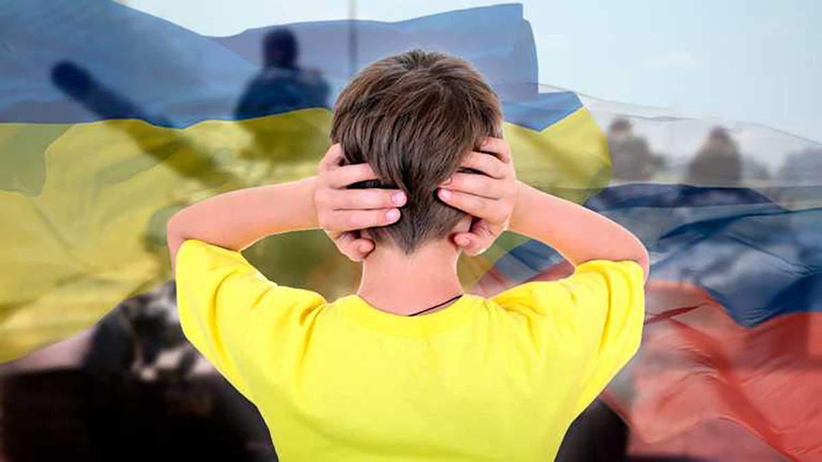 Наказание для родителей: дети рассказали о жизни на Донбассе- 24 канал