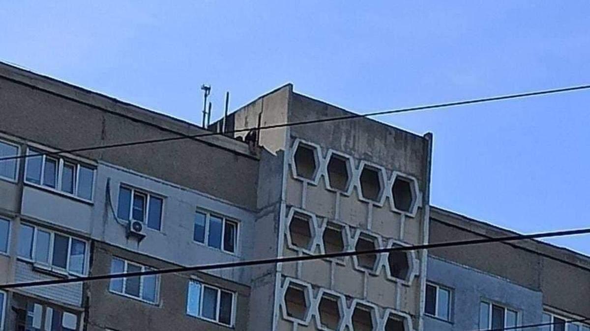 У Києві 16-річний хлопець хотів скоїти самогубство