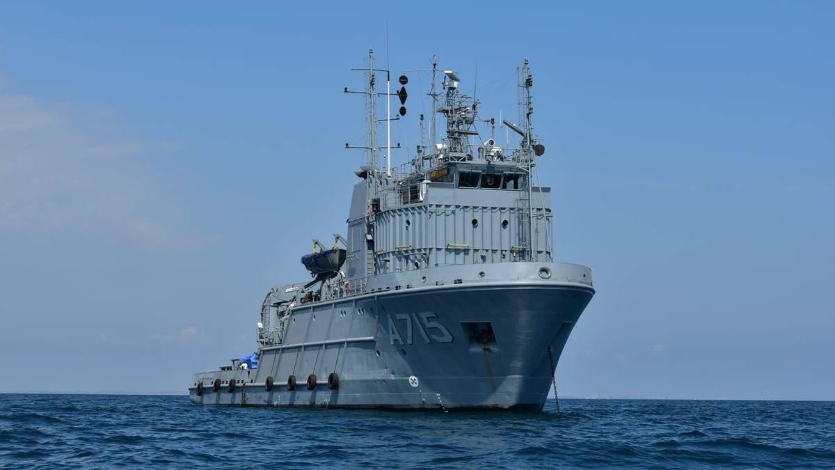 Украина проводит учения в Черном море: россияне активизировались