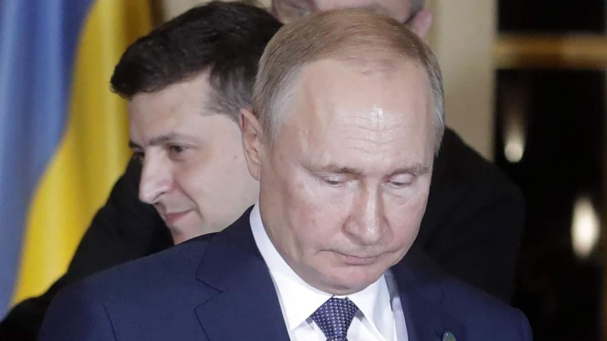 Путину удалось из криворожского парня сделать бандеровца