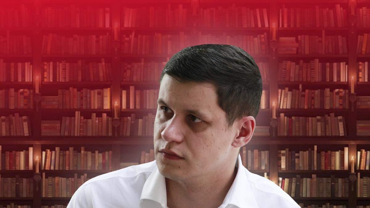 Роман Грищук: профильная школа, нардепы-плагиаторы и Рада