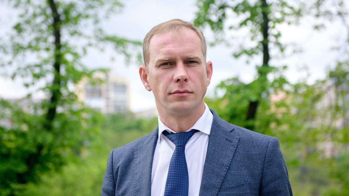 Андрей Малеваный для 24 канала