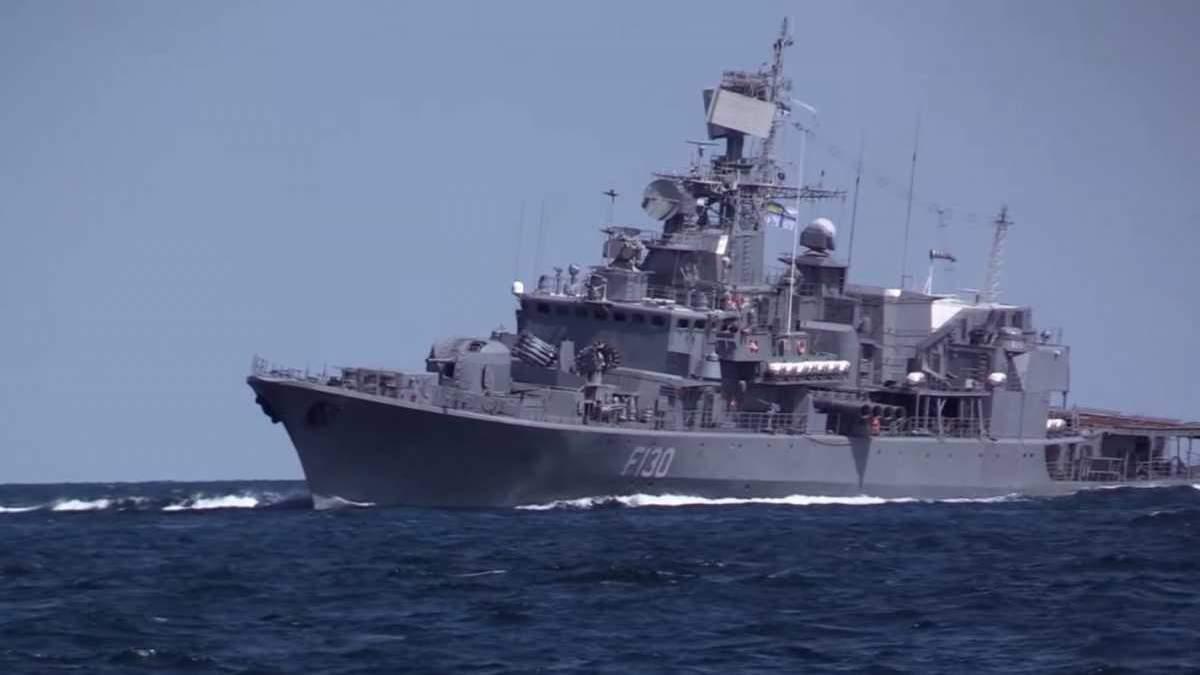 VETERANO блог з Леонідом Остальцевим: Український флот і Росія