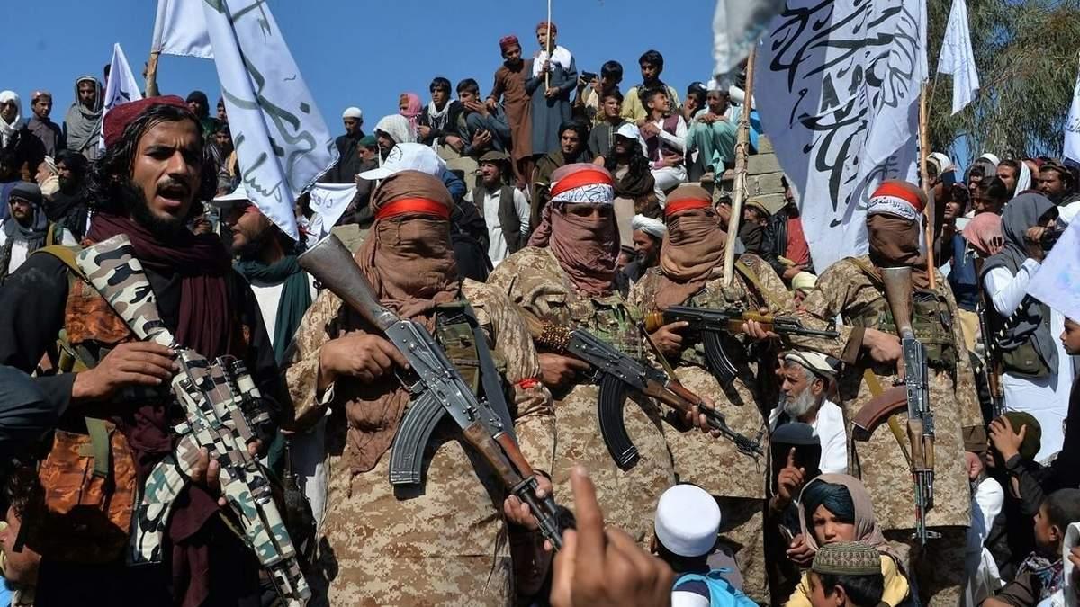 При захвате стратегического города талибы убили представителя правительства Афганистана