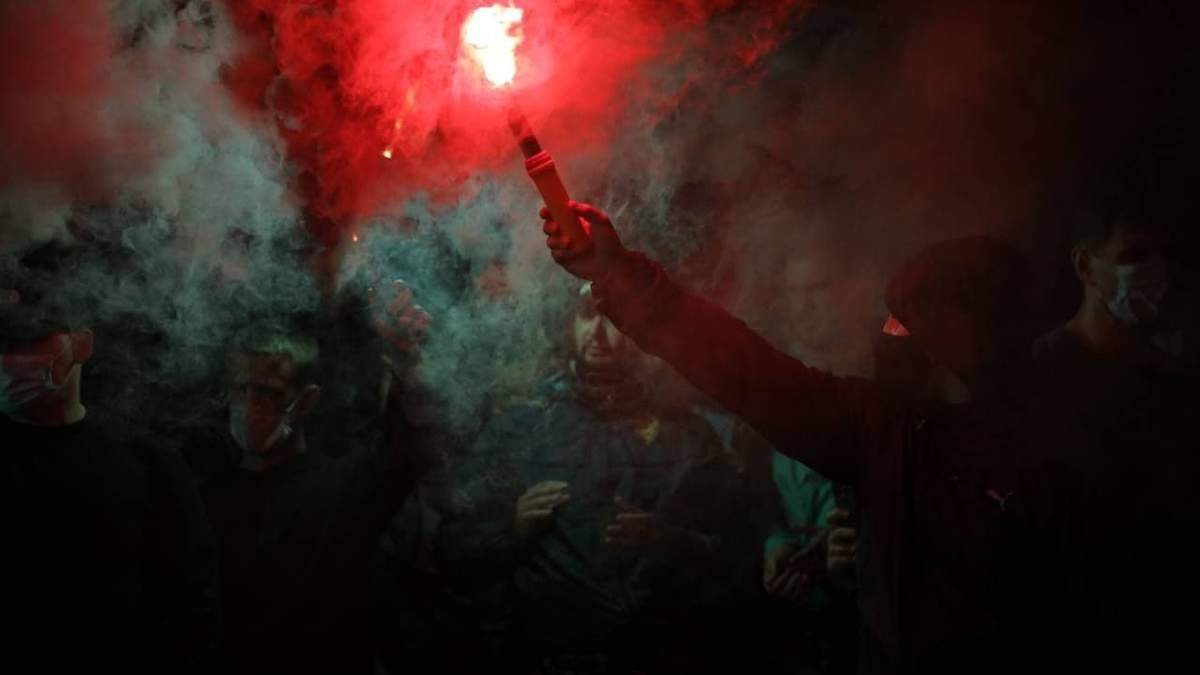 Нацкорпус анонсировал массовые протесты из-за ареста своих активистов