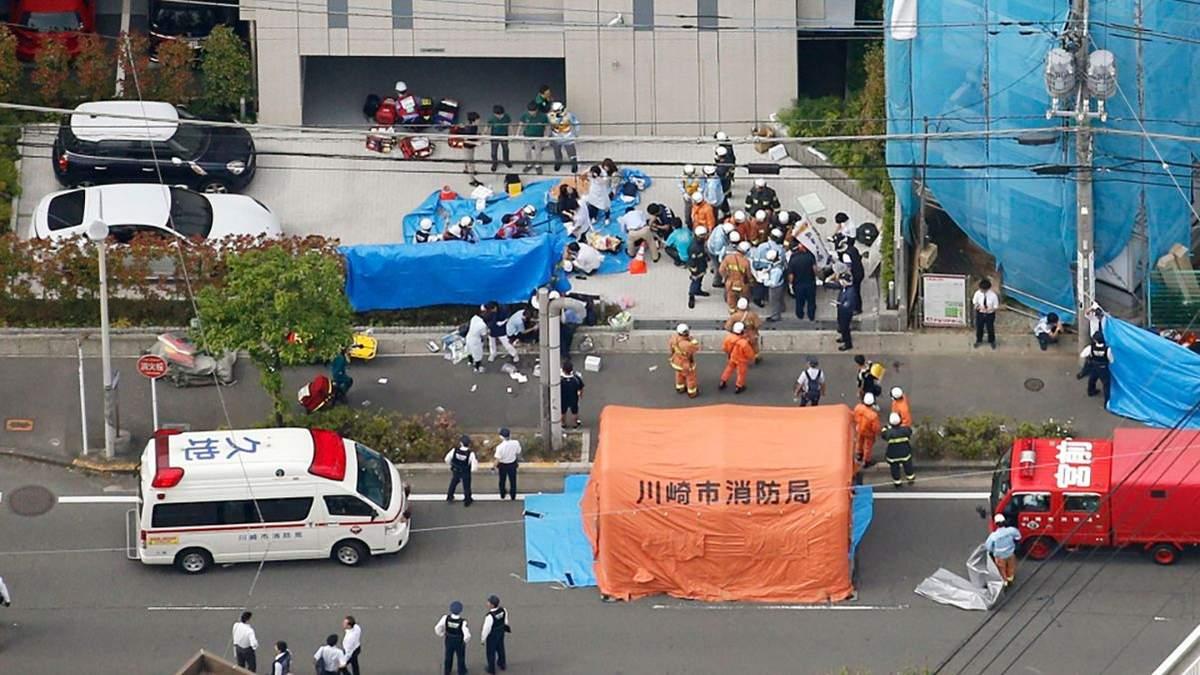 Резник в метро Токио хотел убивать женщин, которые выглядят счастливыми