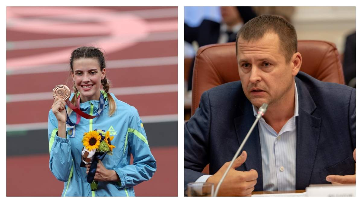 Філатов заступився за Магучіх, яка обійняла росіянку на Олімпіаді