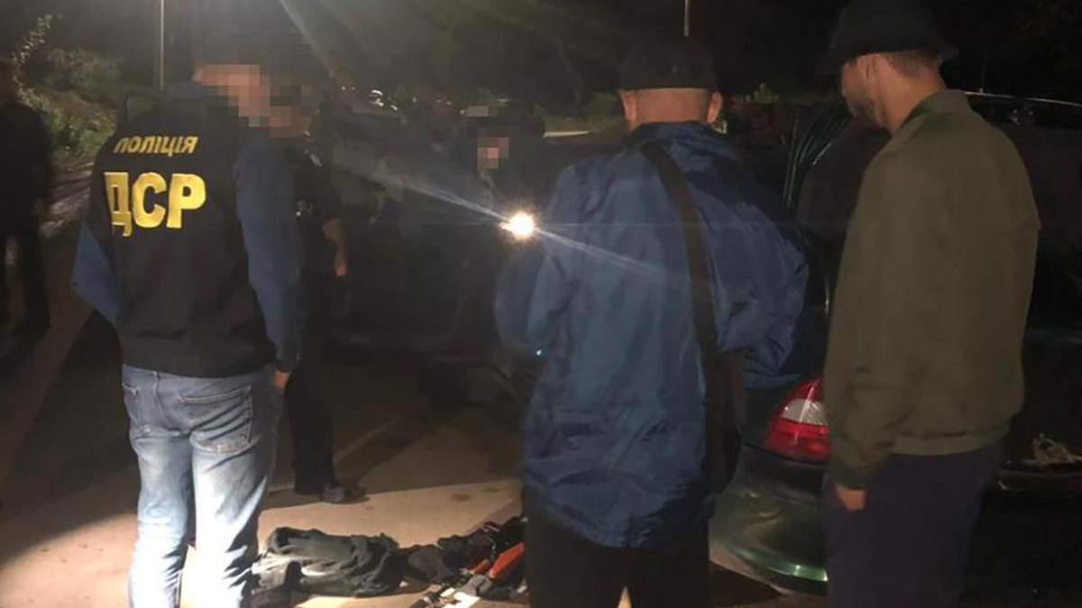 На Прикарпатье предотвратили заказное убийство предпринимателя