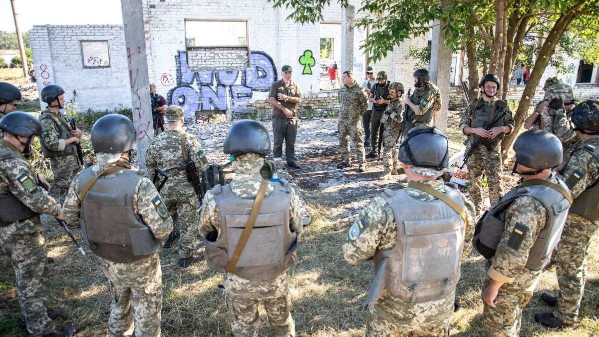 Кочевенко: територіальна оборона в Україні – новий армійський елемент