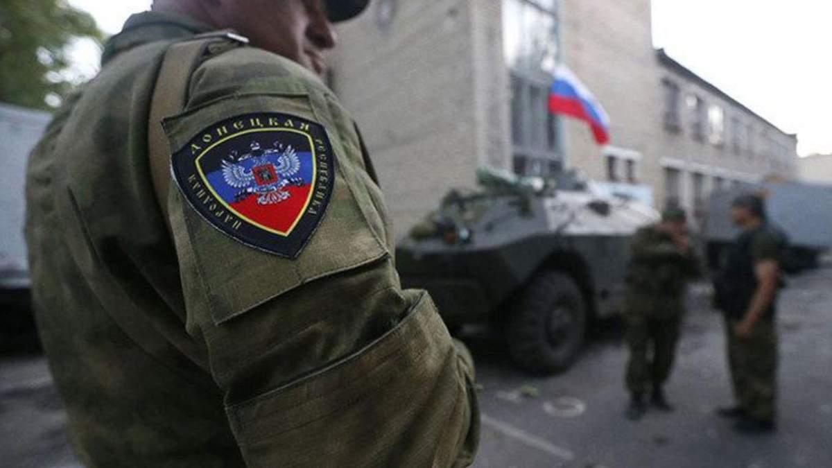 Бойовики відпрацювали на Донбасі танковий наступ з артилерією