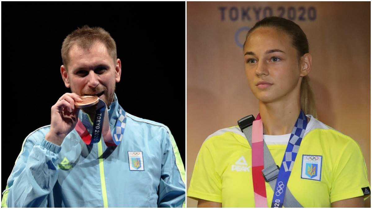 Ігор Рейзлін та Дарія Білодід