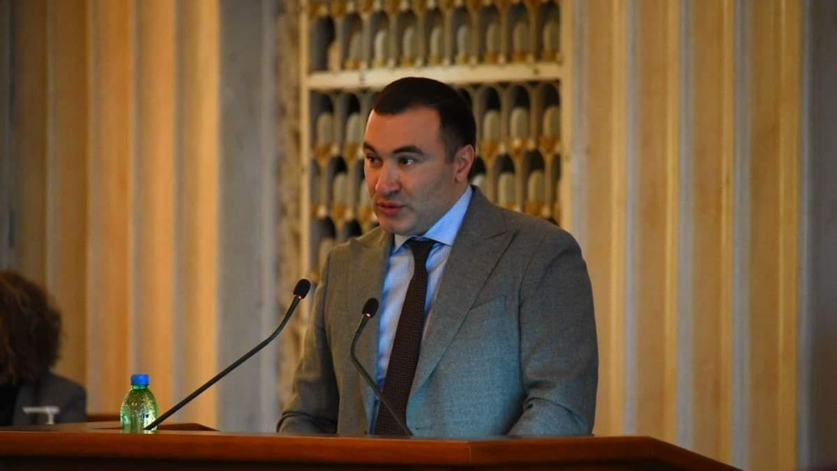 За голову Харьковского облсовета Товмасян внесли залог
