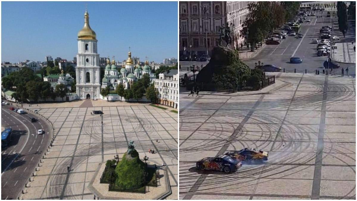 Это неуважение, - в Софии Киевской отреагировали на скандал с Red Bull