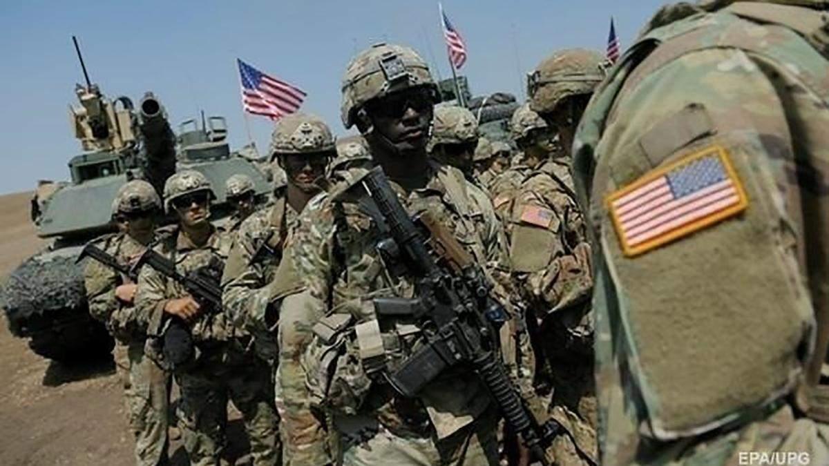 ОП прокомментировал слова Резникова о размещении войск США в Украине