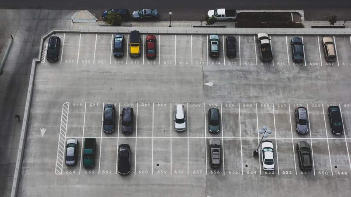 Штрафы за неправильную парковку в Киеве: действует ли наказание