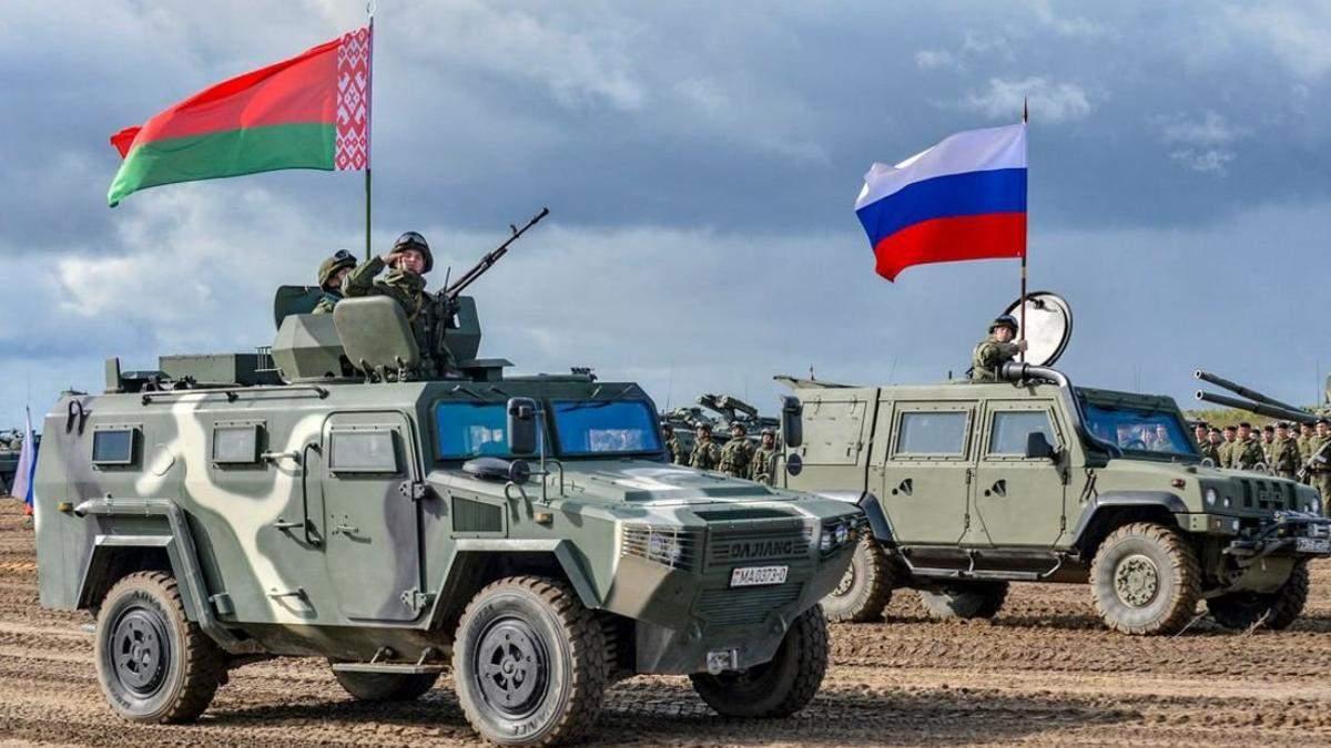 Лукашенко угрожает с Путиным поставить Украину на колени