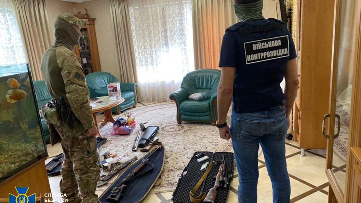 СБУ викрила корупційну схему з орендою приміщень Міноборони на Одещині