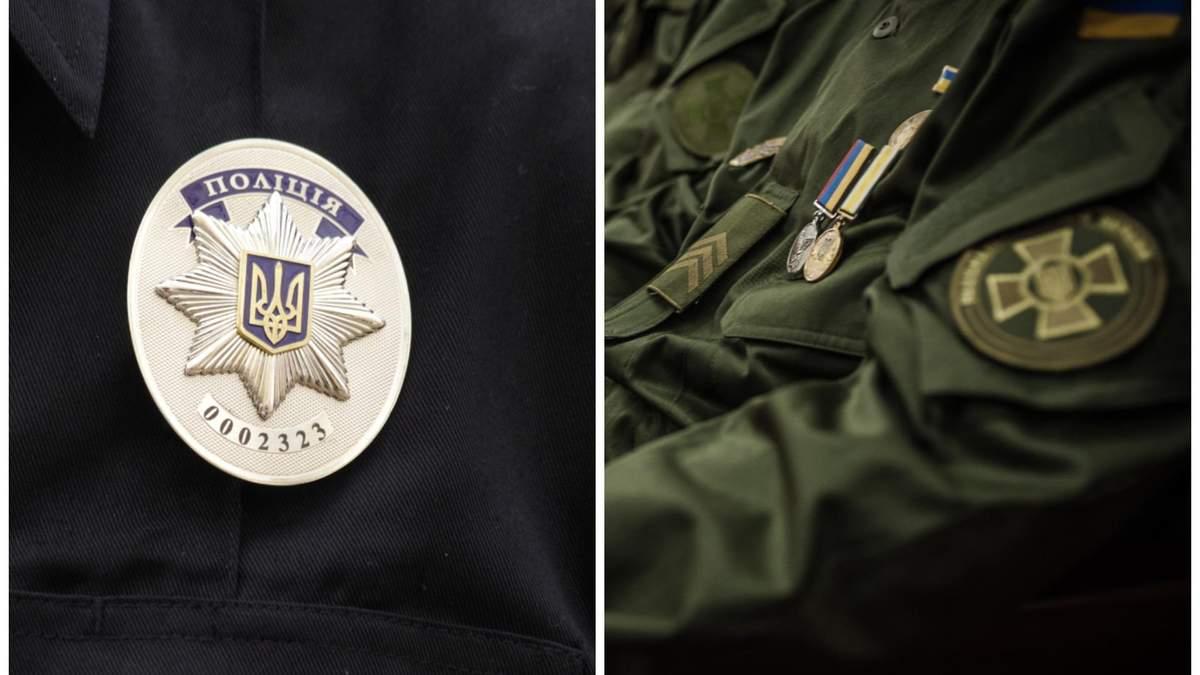 За один день в Одесі напали на поліцейського та нацгвардійця