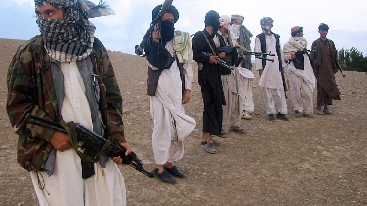 Талібан за'явив, що іноземці мають покинути країну