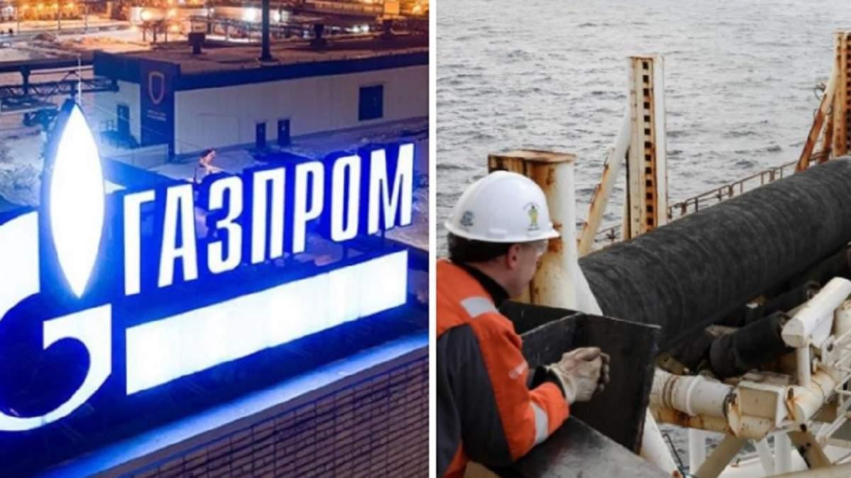 """Декларація без зобов'язань, – """"Газпром"""" вперше прокоментував угоду щодо """"Північного потоку-2"""" - Новини Росія - 24 Канал"""