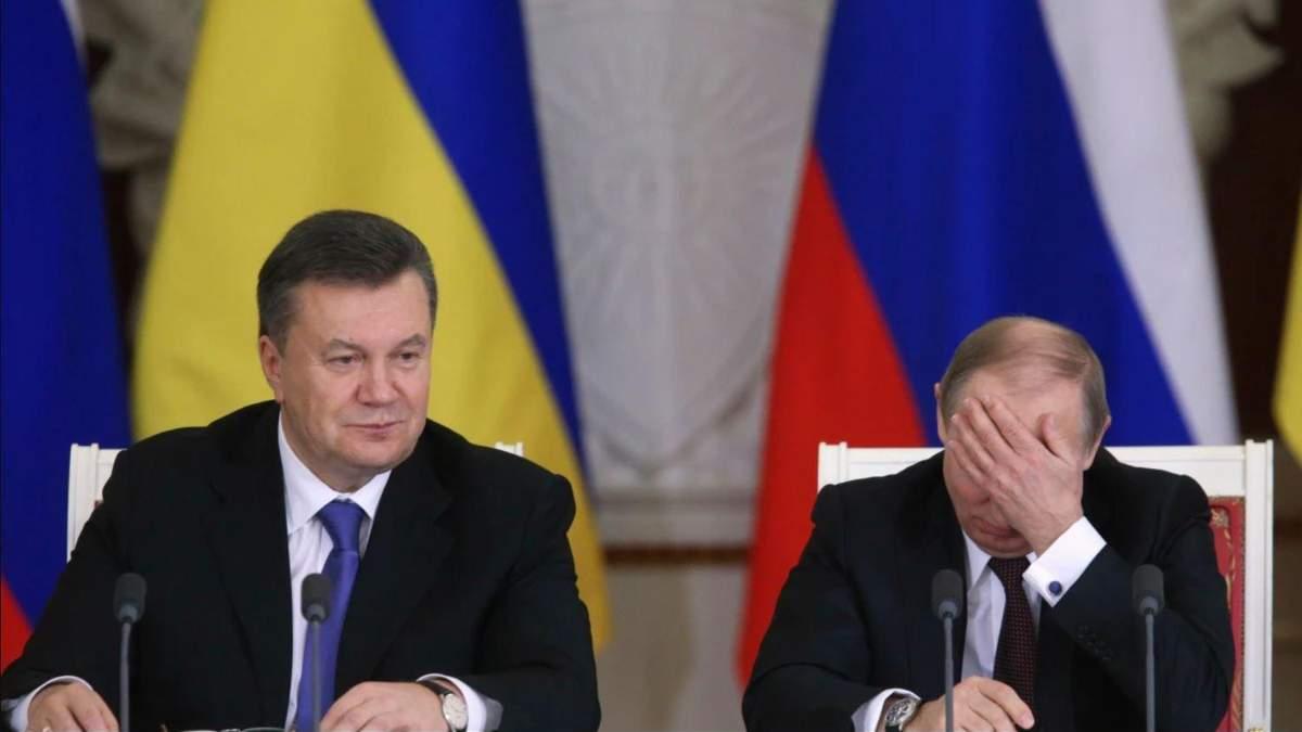 Янукович назвал главную ошибку Украины: люди в сети не сдерживают эмоций